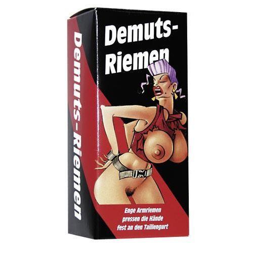 Bondage Demuts-Riemen