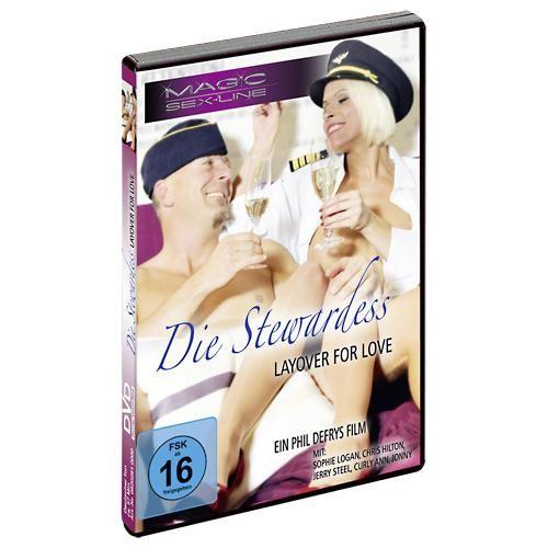 DVD - Magic-Sex-Line - Die Stewardess