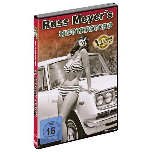DVD  -  Russ  Meyer  -  Motorpsycho