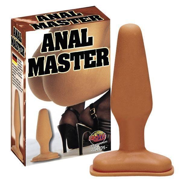Analplug Anal Master