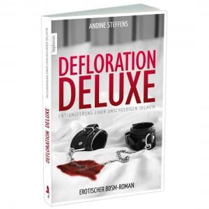 Carl Stephenson - Defloration Deluxe - Buch