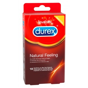 Durex - Durex Natural Feeling 10er