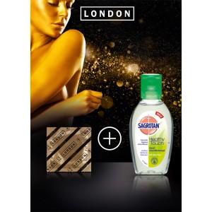 London - London Gold 100er + Sagrotan