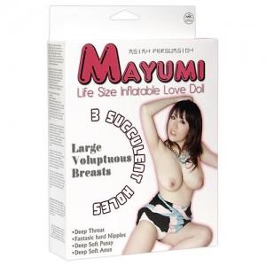 Mayumi - Liebespuppe