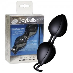 Joyballs »secret« Schwarz