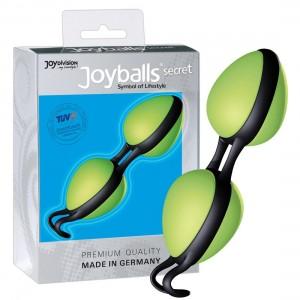 Joydivision - Joyballs secret - grün-schwarz