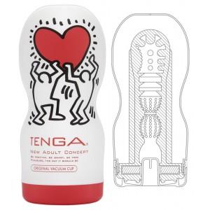 TENGA - Keith Harings Original Vacuum