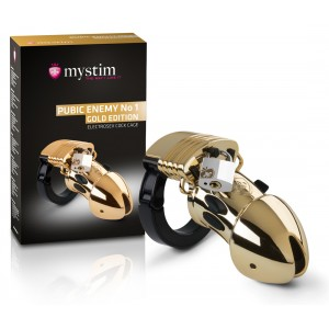 Mystim - Pubic Enemy No.1 Gold Edition -