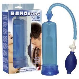 You2Toys Bang Bang Penispumpe Blau