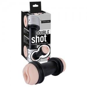 You2Toys - Double Shot Masturbator