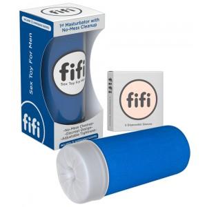 fifi - Blue fifi w/5 sleeves