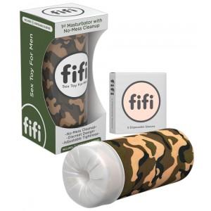 fifi - Camo fifi w/5 sleeves