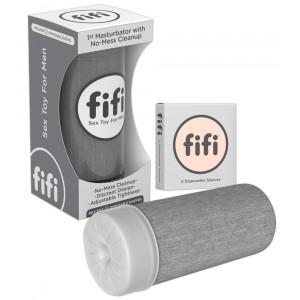 fifi - Gray fiif w/5 sleeves
