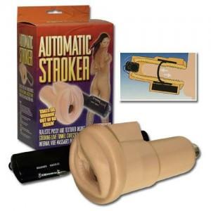 Seven Creations - Automatic Stroker - Masturbator mit Vibration