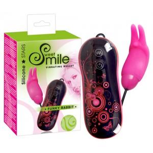 Smile - SSmile Funky pink Rabbit