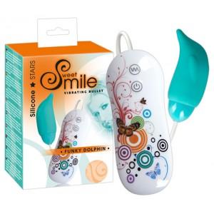 Smile - SSmile Funky petrol Dolphin