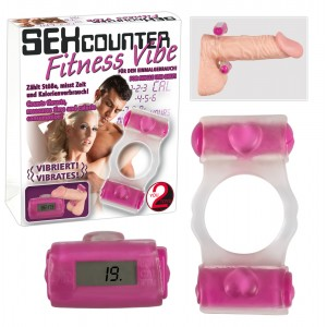 You2Toys - Vibrating Sex Counter