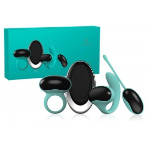 L�AMOUROSE - PARAMOUR classique Turquoise - Toy Set