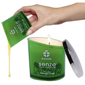 Swede - Candle Vitalizing - Massagekerze - 150 ml