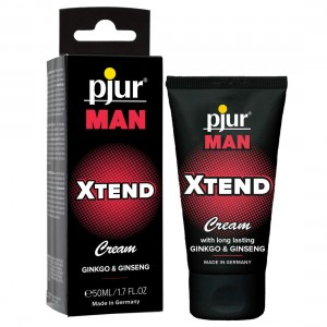pjur - Man Xtend Cream Massagegel - 50 ml