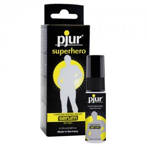 pjur - Superhero Delay Serum - 20 ml