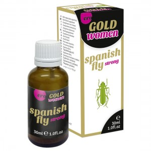 HOT - Spain Fly women GOLD strong - 30 ml