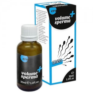 Hot - Volume Sperma + men 30 ml