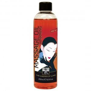 Shiatsu - Massage Oil warming - 250 ml