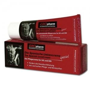 EROpharm - Spanische Liebescreme spezial - 40 ml