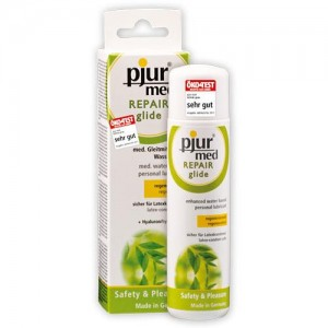 Pjur med Repair Glide - Gleitgel - 100 ml