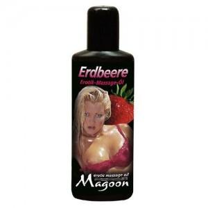 Magoon Erdbeere Massage-Öl - 100 ml