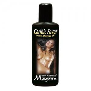 Caribic Fever Massage-Öl - 100 ml