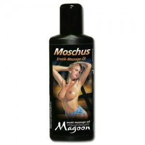 Moschus Erotik-Massage-Öl - 100 ml