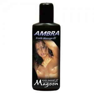 Ambra Erotik-Massageöl - 100 ml