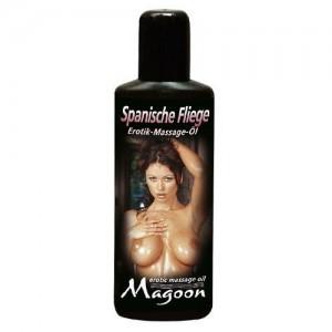 Spanische Fliege Massage-Öl - 100 ml