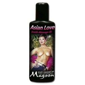Asian Love Massageöl - 100 ml