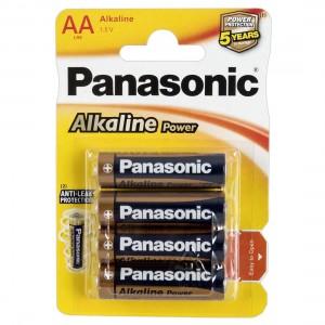 Panasonic - Panasonic Alkaline Mignon 4er