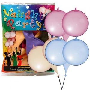 6 Busenluftballons