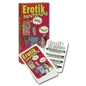 Erotik-Pantomime