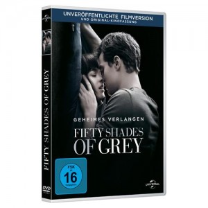 Shades of Grey - FIFTY SHADES OF GREY