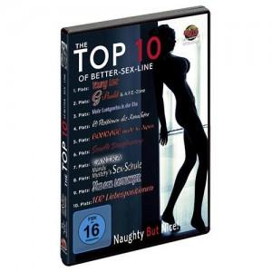 Top Ten of Better Sex Line