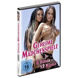 Geheime Mädchenspiele  - DVD