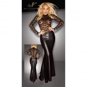 noir - Kleid lang