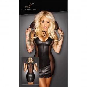 noir - Kleid Kragen