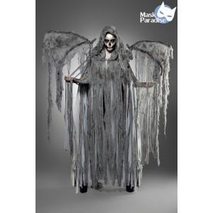 Mask Paradise - Angel of Death Komplettset Damen - grau