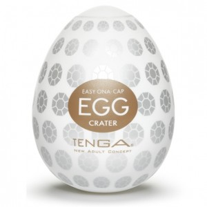 Tenga - Egg Crater - Masturbator