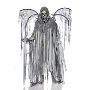 Mask Paradise - Angel of Death Komplettset Herren - grau