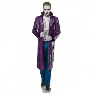 Mask Paradise - Suicide Joker Herren - blau-lila
