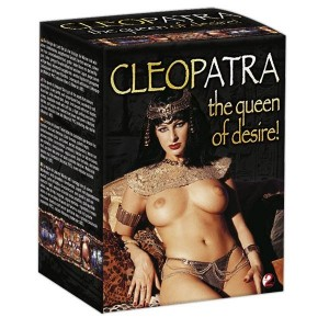 Cleopatra Liebespuppe