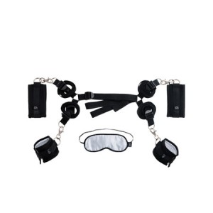 Fifty Shades of Grey - Hard Limits Bed Restraint Kit - Fesselset